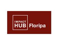 Logo impacthub floripa